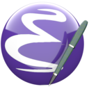 http://download.savannah.gnu.org/releases/emacs/icons/emacs6-128.png